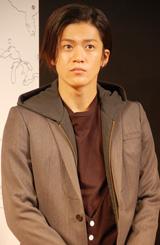 小栗旬[08年4月撮影]