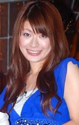 現役東大生タレントの八田亜矢子[08年6月撮影]