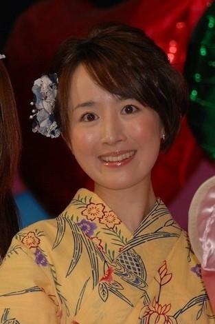 『ぱちんこアバンギャルド』のプレス発表会に出席した山川恵里佳
