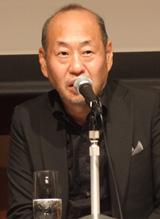 特別番組『炭素大循環の謎を追え! 地球一億年の大紀行!!』(日本テレビ系)の制作発表会見に出席した泉谷しげる