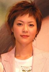女性部門1位に輝いた、上野樹里[08年4月撮影]