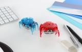 バンダイから発売される小型カニロボット 『HEX BUG Crab(ヘクスバグ クラブ)』2625円(税込)