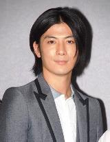 NHK総合ドラマ『帽子』の特別試写会に出席した玉鉄こと玉山鉄二
