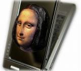 『3D顔電』モナ・リザバージョン