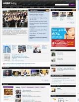 30日(水)にオープンした『AKIBA Today』のトップページ