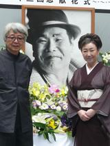 山田洋次監督と初代マドンナ・光本幸子