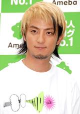 『Ameba(アメブロ)』のイベントトークショーにゲストとして出席した上地雄輔