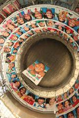 北京五輪に合わせた写真展が六本木ヒルズ「メトロハット」で開幕