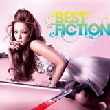 安室奈美恵、ベストアルバム『BEST FICTION』【CD+DVD盤】