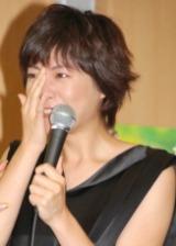 撮影の時を思い出し泣いてしまった上野樹里