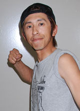 キングコング・梶原雄太[08年7月撮影]