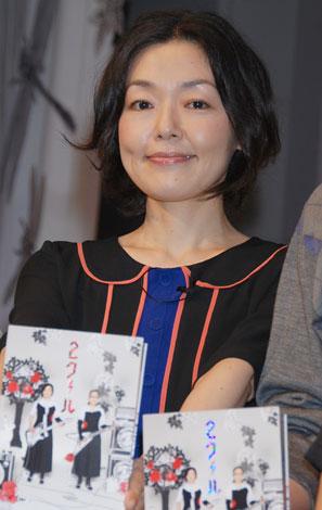 【芸能】もたいまさこが恍惚の笑み・・・小林聡美の計算オンチを暴露・「2クール」DVD発売記念イベント