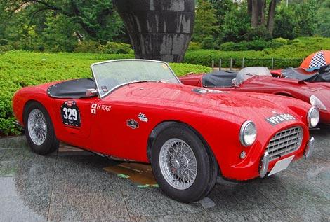 東儀秀樹の愛車、1954年式『AC ACE』