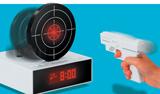 新感覚の目覚まし時計「Gun O'clock」