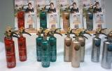 同社が発売する酢が主成分の消火器『キッチンアイ』