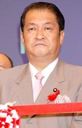 鳩山邦夫総務大臣