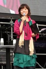 イベントでMCを務めた久保純子