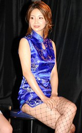 ドラマ『メン☆ドル 〜イケメンアイドル〜』(テレビ東京系)の製作記者発表会見に出席したインリン・オブ・ジョイトイ