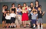 セレブママ5人と西川先生