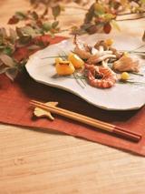 きのこに栗に秋鮭……秋には美味しいものがいっぱい
