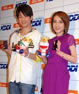 野久保直樹と西川史子