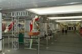 『東京丸の内ストリートスタジアム』展示コーナーの様子