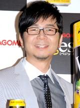結婚を発表したドリカム・中村正人[08年6月撮影]