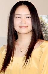 映画『ホームレス中学生』の舞台挨拶に登壇した池脇千鶴