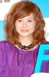 「ATARIMAEプロジェクト」のサポーターに任命された松浦亜弥