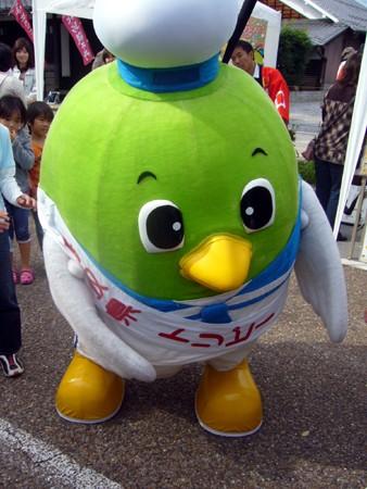 鳥取県のマスコット、トリピー