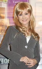 映画『私が二度愛したS』の秘密の会員試写会イベントに登場した椿姫彩菜