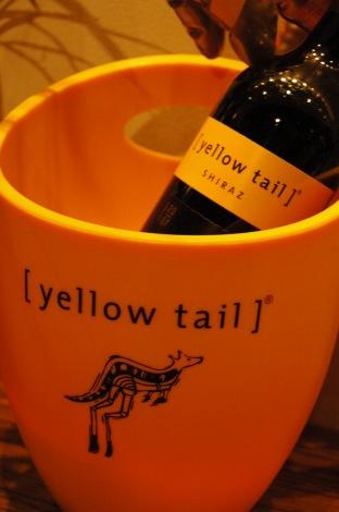 豪州ワイン『yellow tail』