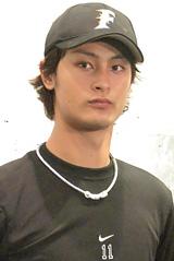 ブログを開設したダルビッシュ有[07年8月撮影]