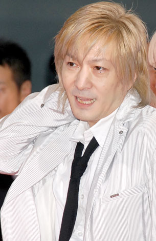 小室哲哉[08年5月撮影]