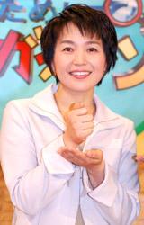 NHK番組『ためしてガッテン』放送600回取材会に出席した小野文恵アナウンサー