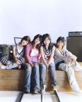2005年4月に解散した人気ガールズバンド・ZONE
