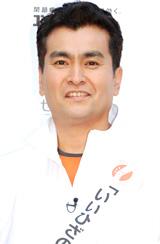 """""""いいひざの日""""団長・石原良純"""