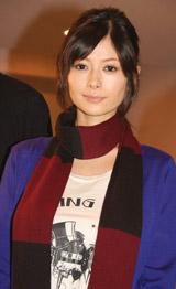 真木よう子[08年11月撮影]