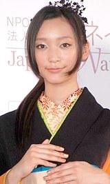 『ネイルクイーン2008』を受賞した杏