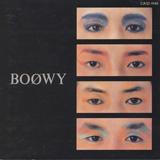 2位のBOΦWY〔写真はファーストアルバムの『BOOWY』〕