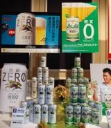 <生活・健康部門賞>「アサヒ スタイルフリー」(アサヒビール)、「麒麟ZERO」(キリンビール)