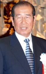 「NHKオンデマンド」オープニングセレモニーに出席した福地茂雄NHK会長