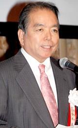 「NHKオンデマンド」オープニングセレモニーに出席した今井義典NHK副会長