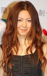 新・台湾観光イメージキャラクター「飛輪海」就任披露来日記者会見にゲストとして出席した倉木麻衣