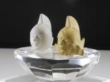 純金・純銀製の「黄金のマスク&銀のマスク」