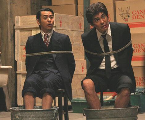 『ザ・マジックアワー』(c)2008 フジテレビ 東宝