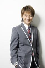 08年最も活躍した俳優・上地雄輔。