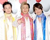 『第59回NHK紅白歌合戦』のリハーサルに臨んだ羞恥心