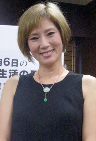 秋野暢子(07年06月撮影)