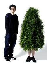 アディダスのクリエイティブ・ディレクター、倉石一樹。ファッション界で最注目のデザイナーだ